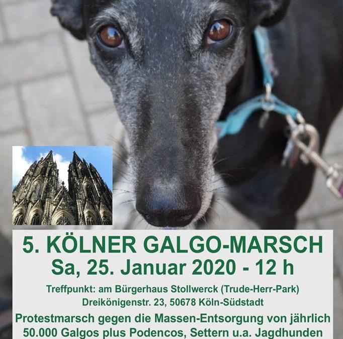 5. Kölner Galgo-Marsch